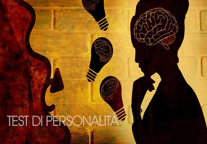 Test personalità immagini